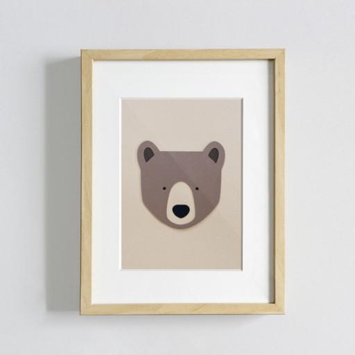 sunda studio Tiere aus Papier