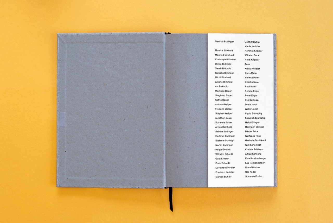 Sunda Studio Gästebuch